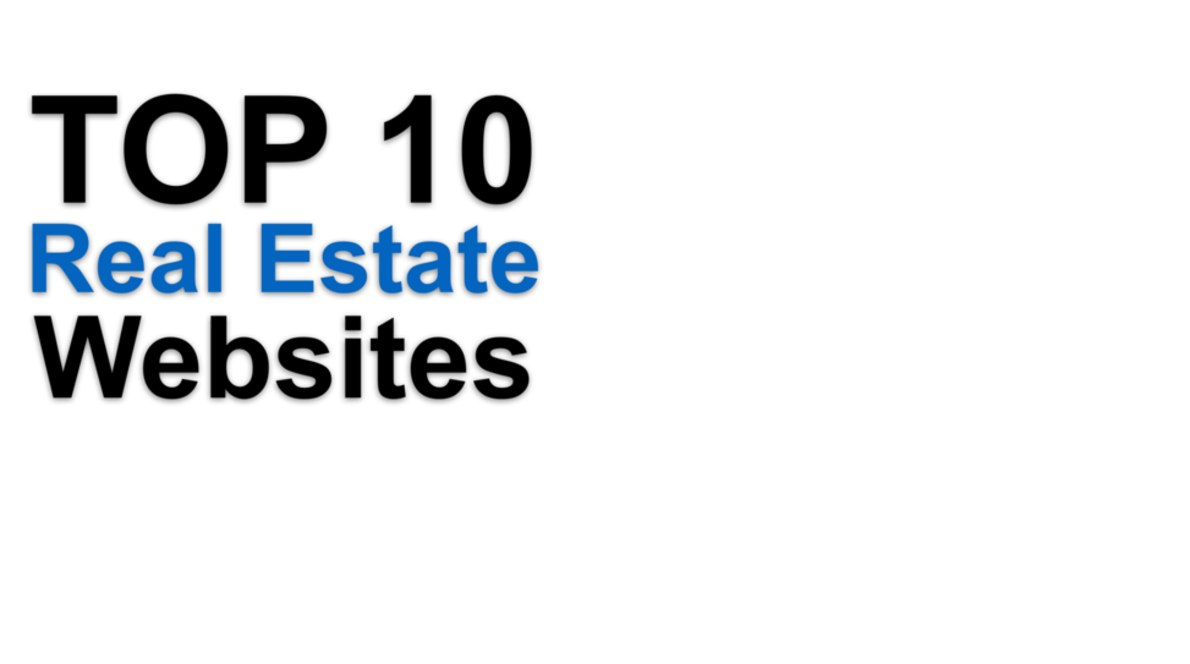 Top 10 Real Estate Websites